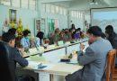 โรงเรียนบ้านโซกม่วงรับการประเมินเพื่อรับรางวัลระบบการดูแลช่วยเหลือนักเรียน ประจำปี 2563