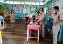 ตรวจเยี่ยม กำกับ ติดตาม การจัดการเรียนการสอนของโรงเรียนในสังกัด วันที่ 21 กันยายน 2563