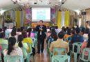 ประธานเปิดการประชุมครูและบุคลากรทางการศึกษา เครือข่ายเจ้าหมื่นด้ง