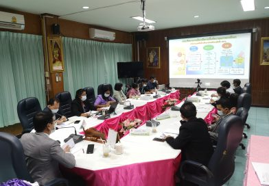 ประชุม PLC ผู้อำนวยการกลุ่ม ประจำสัปดาห์
