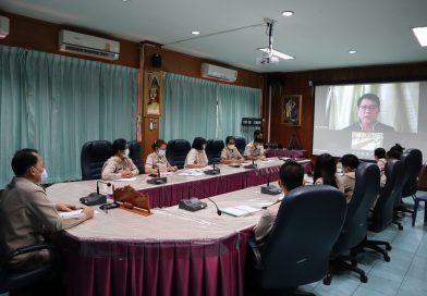 ประชุม PLC ประจำวันจันทร์ที่ 20 กันยายน 2564