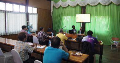 การประชุม เตรียมความพร้อม ผ่านระบบ VDO Conference ของสำนักงานเขตพื้นที่การศึกษาประถมศึกษาสุโขทัย เขต 2 เครือข่ายโรงเรียน เจ้าหมื่นด้ง